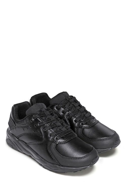 Next Leather Trainers (Older Boys)