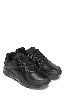 Next Leather Trainers (Older Boys) - 199699