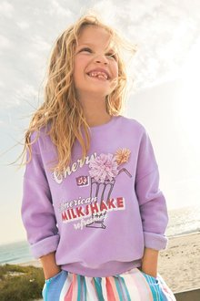 Next Milkshake Corsage Crew (3-16yrs)