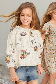 Next Floral Blouse (3-16yrs) - 199726