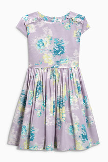 Next Soft Floral Prom Dress (3-16yrs)