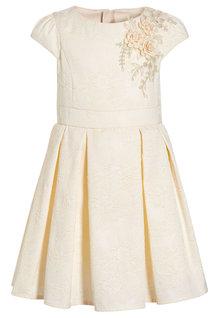 Next Jacquard Prom Dress (3-14yrs)