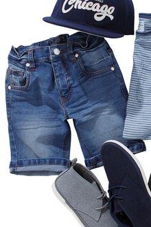 Next Denim Shorts (3-16yrs) - 199768