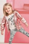 Next Metallic Jacket (3mths-6yrs)
