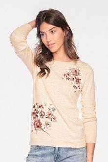 Heine Embroidered Sweater