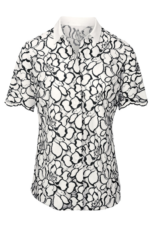Heine Lace Shirt