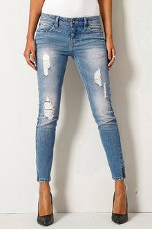 Urban Skinny Ripped Jean