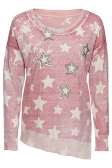 Urban Star Asymmetric Sweater