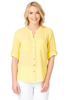 Noni B Calvin Plain Shirt - 200088