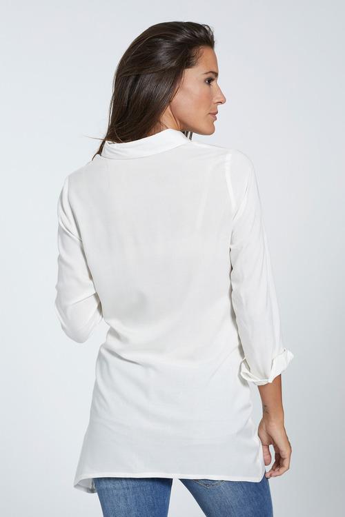 Heine Knot Detail Shirt