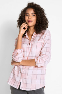 Urban The Check Shirt - 200110