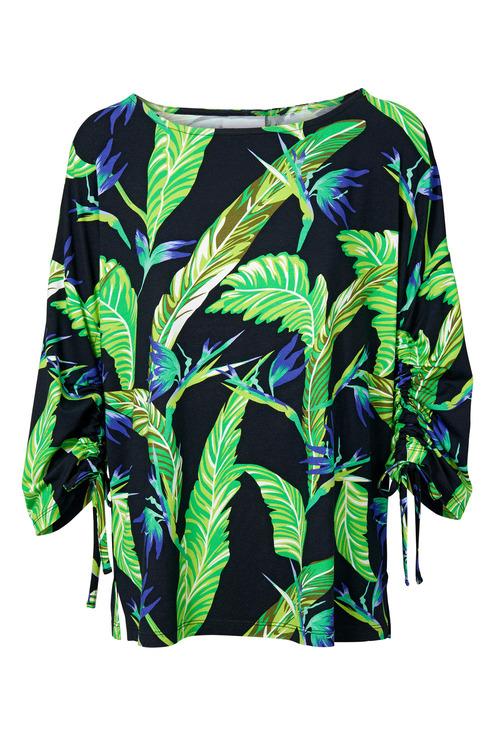 Heine Tropical Print Top