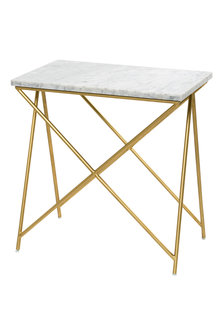 Philo Marble Side Table - 200116