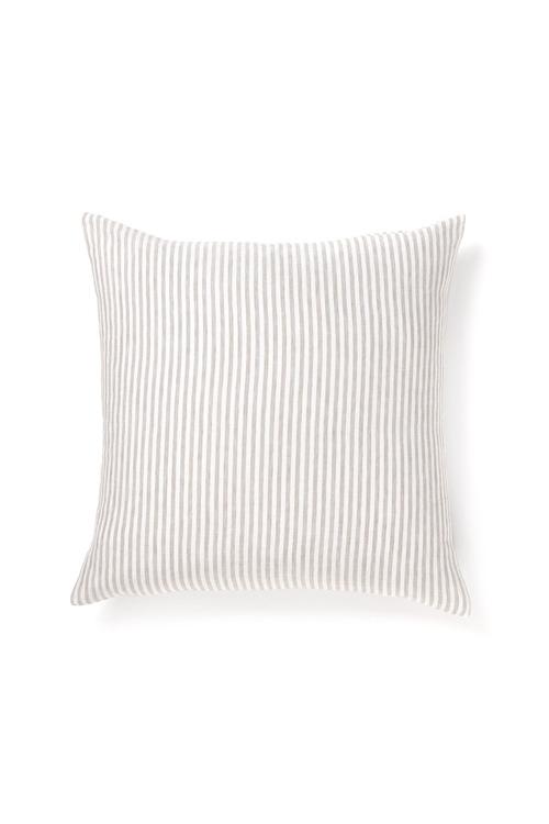 Hampton Stripe Linen Cushion