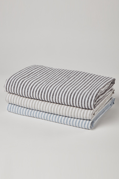 Hampton Stripe Table Cloth