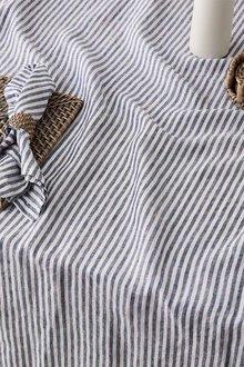 Hampton Stripe Table Cloth - 200554