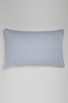 Hampton Stripe Linen Pillowcase Pair - 200556