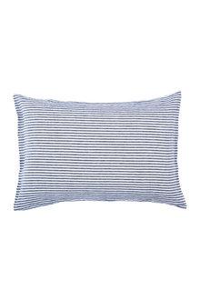 Hampton Stripe Linen Pillowcase Pair - 200556