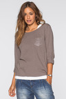 Urban Cotton Two-in-One Top