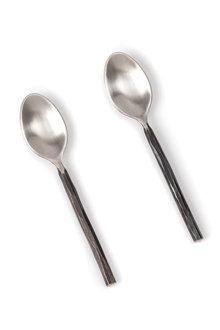 Burnished Teaspoon Set of Two - 200597