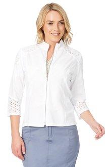 Noni B Elis Textured Design Jacket