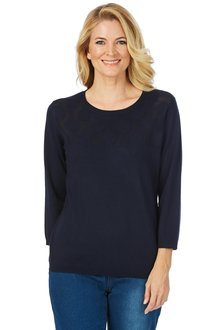 Noni B Bella Knit Jumper - 200623