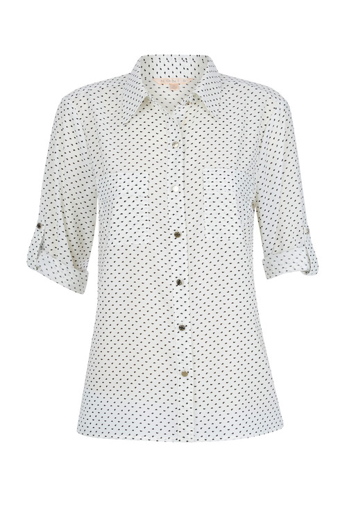 Noni B Sally Spot Shirt