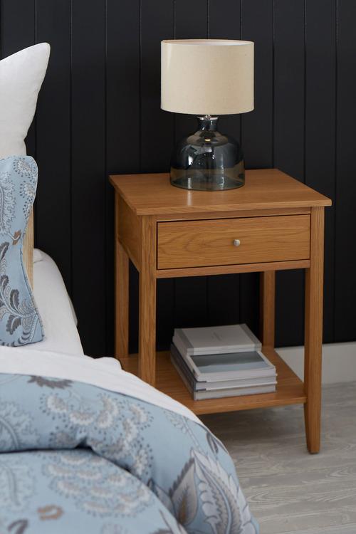 Hunter Bedside Table