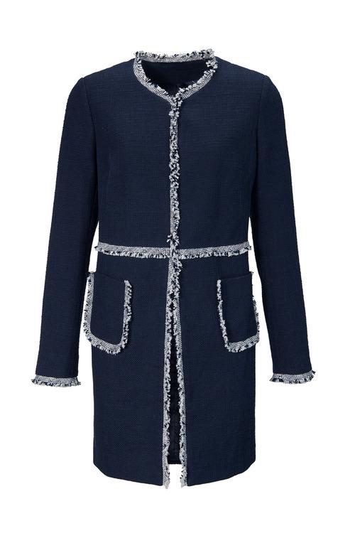 Heine Longline French Jacket