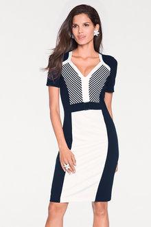 Heine Geometric Dress
