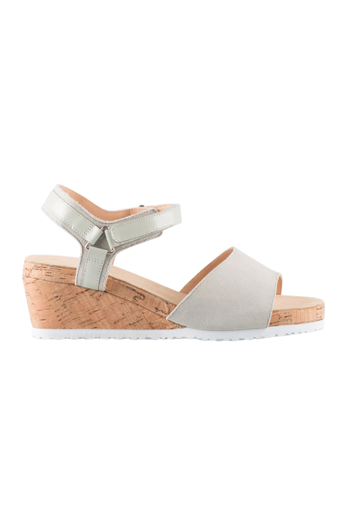 Wide Fit Paige Sandal Wedge