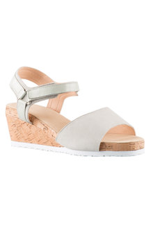 Wide Fit Paige Sandal Wedge - 200838