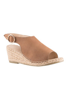 Wide Fit Peta Espadrille
