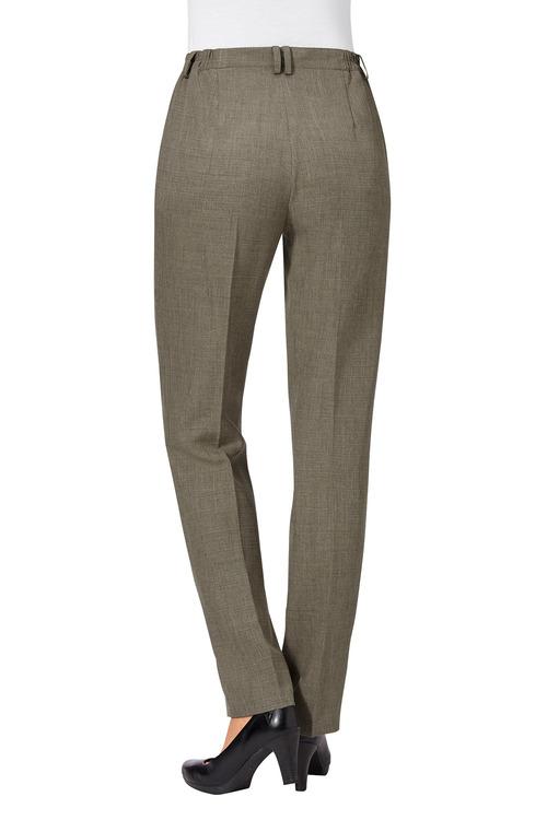 Capture European Tailored Linen Pants