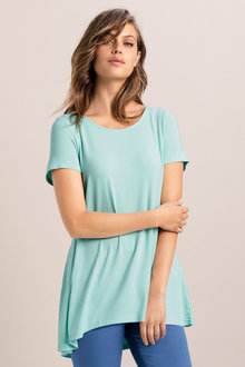 Urban Drop Hem Tunic