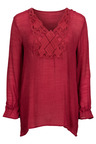 Urban Lace Detail Tunic