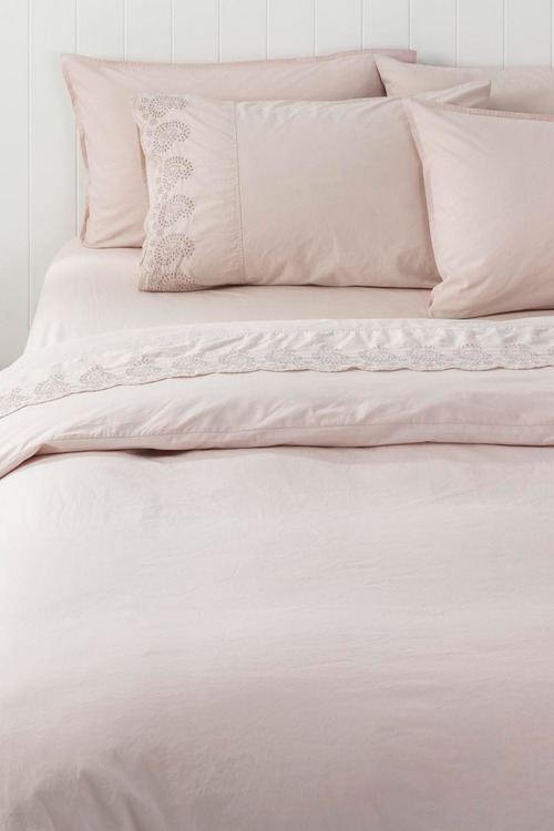 Washed Cotton Duvet Cover Set