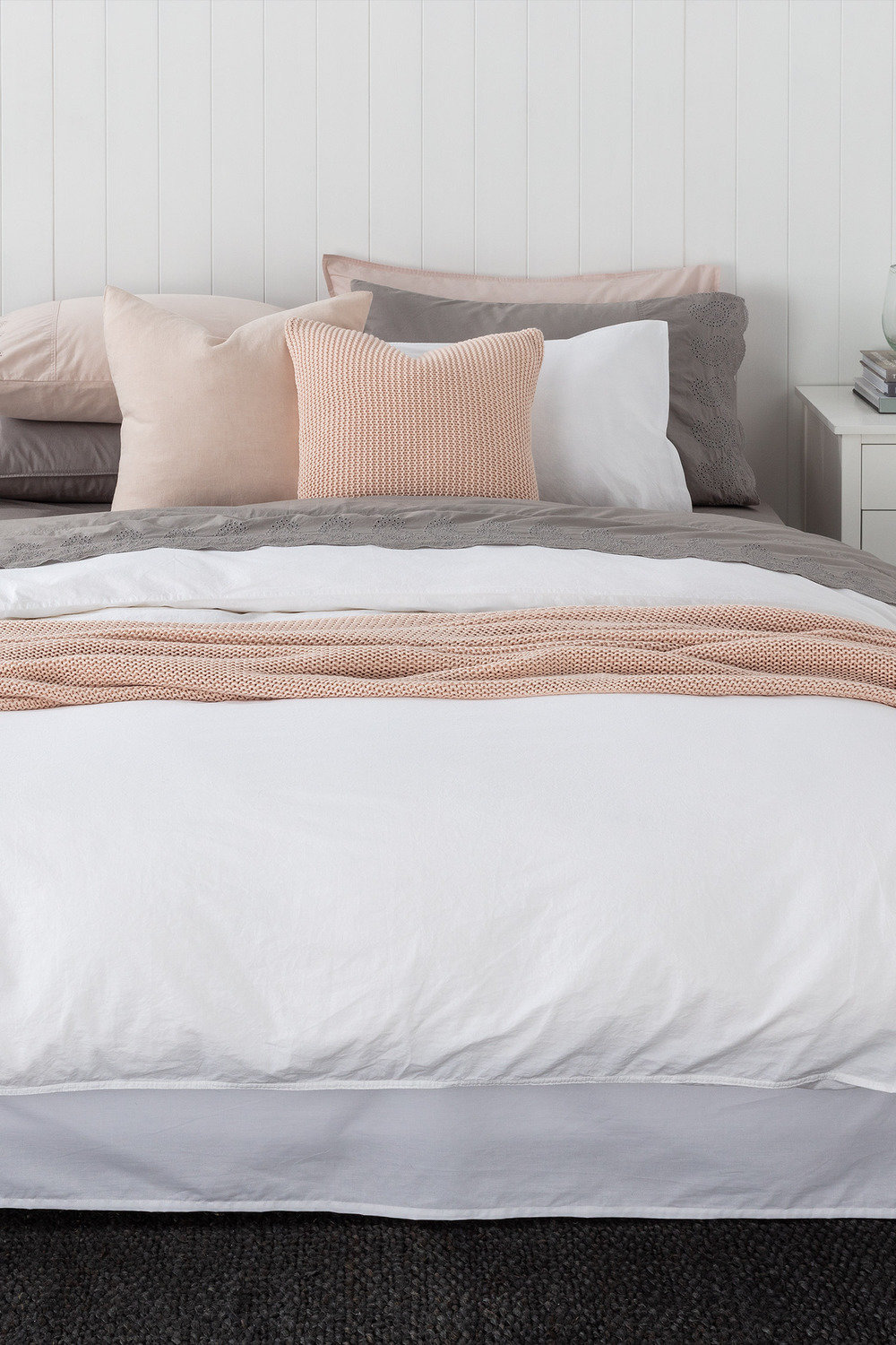 Washed Cotton Duvet Cover Set Online Shop Ezibuy