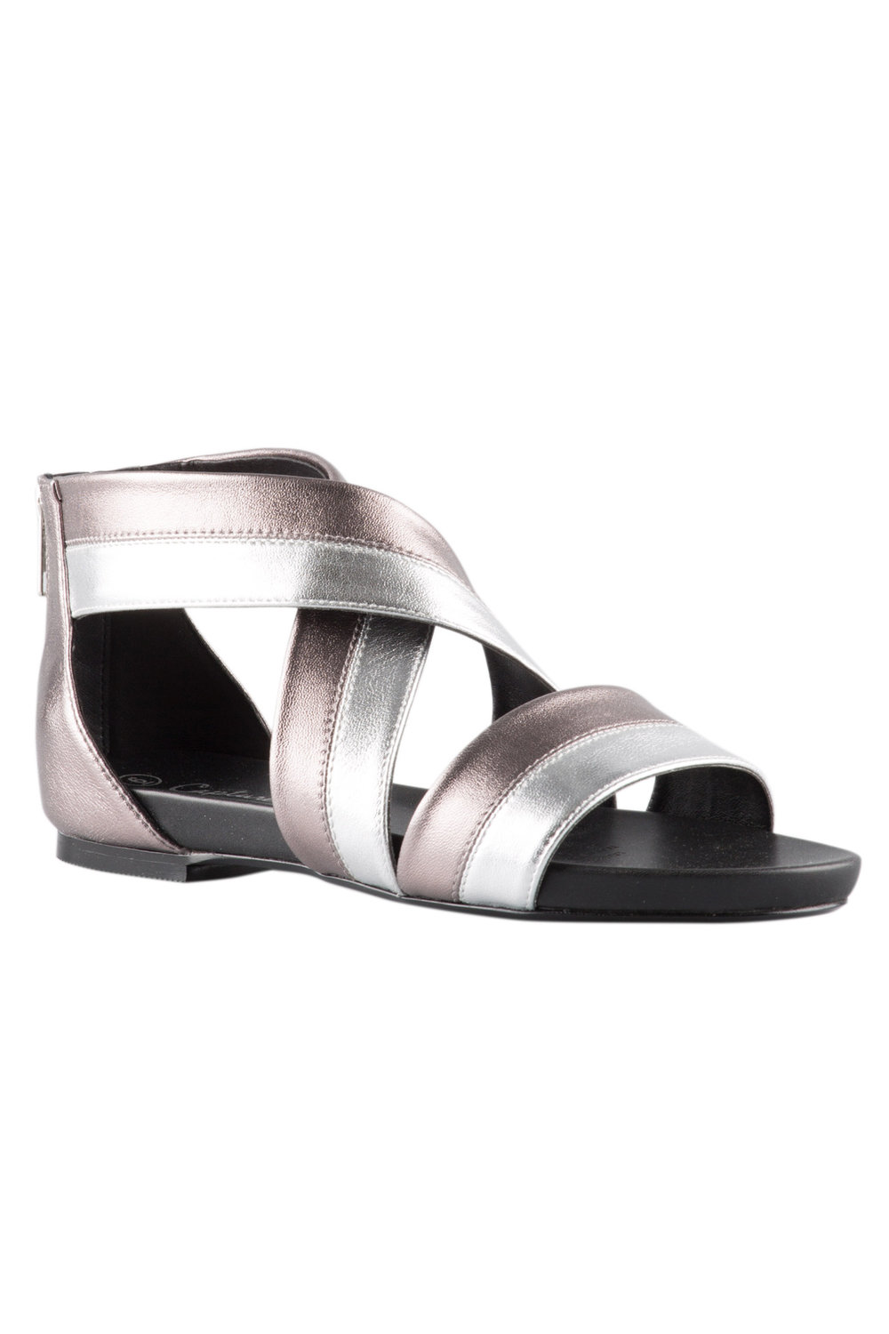 b64b1d000e Wide Fit Harriet Crossover Sandal Flat Online