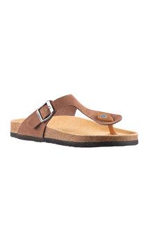 Jeena Thong Sandal Flat
