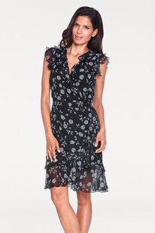 Heine Roses Printed Dress