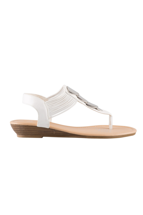 Capture Alanna Trim Sandal Heel