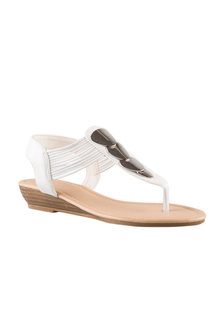 Capture Alanna Trim Sandal Heel - 200964