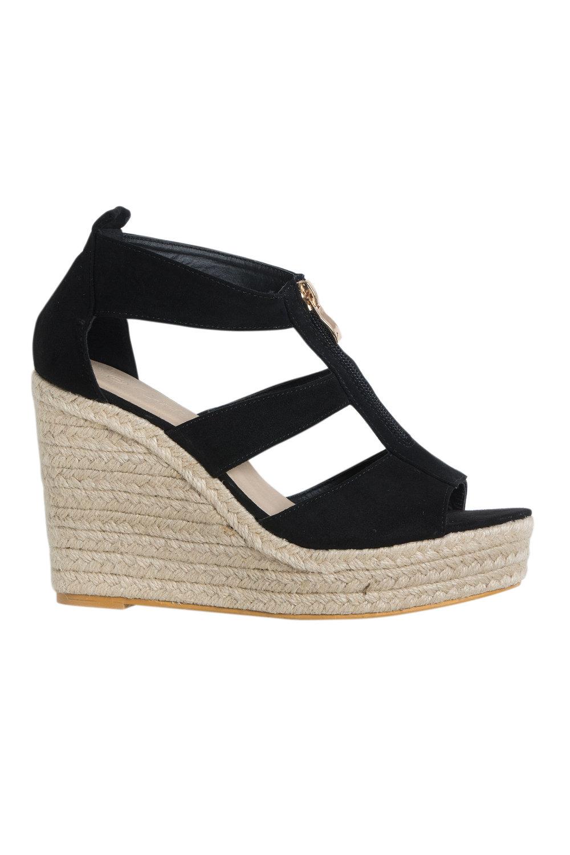 2ef3e19ecc Wide Fit Sandra Wedge Sandal Online   Shop EziBuy