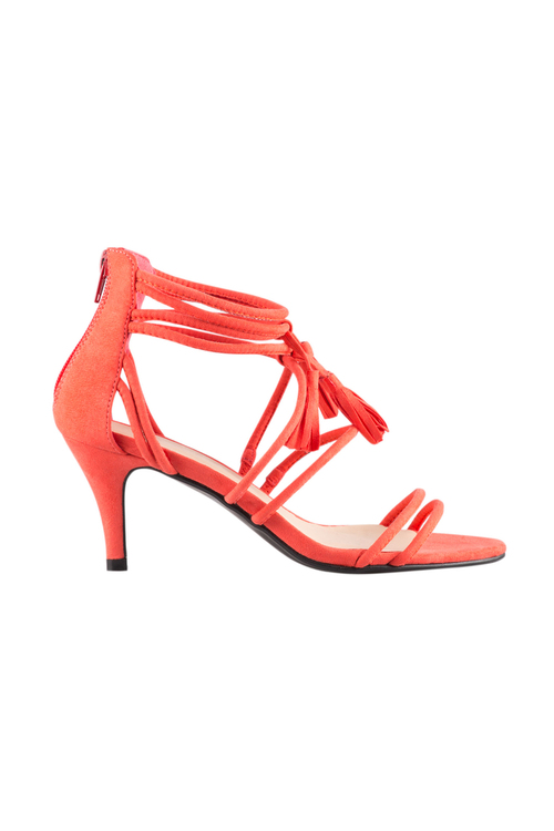 Wide Fit Angela Sandal Heel