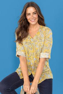 Sara Classic Shirt - 200996