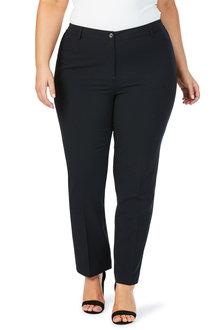 Plus Size - Beme Skinny Leg Perfect Pant Short Length