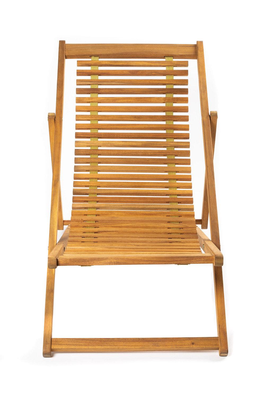 Jardin outdoor deck chair