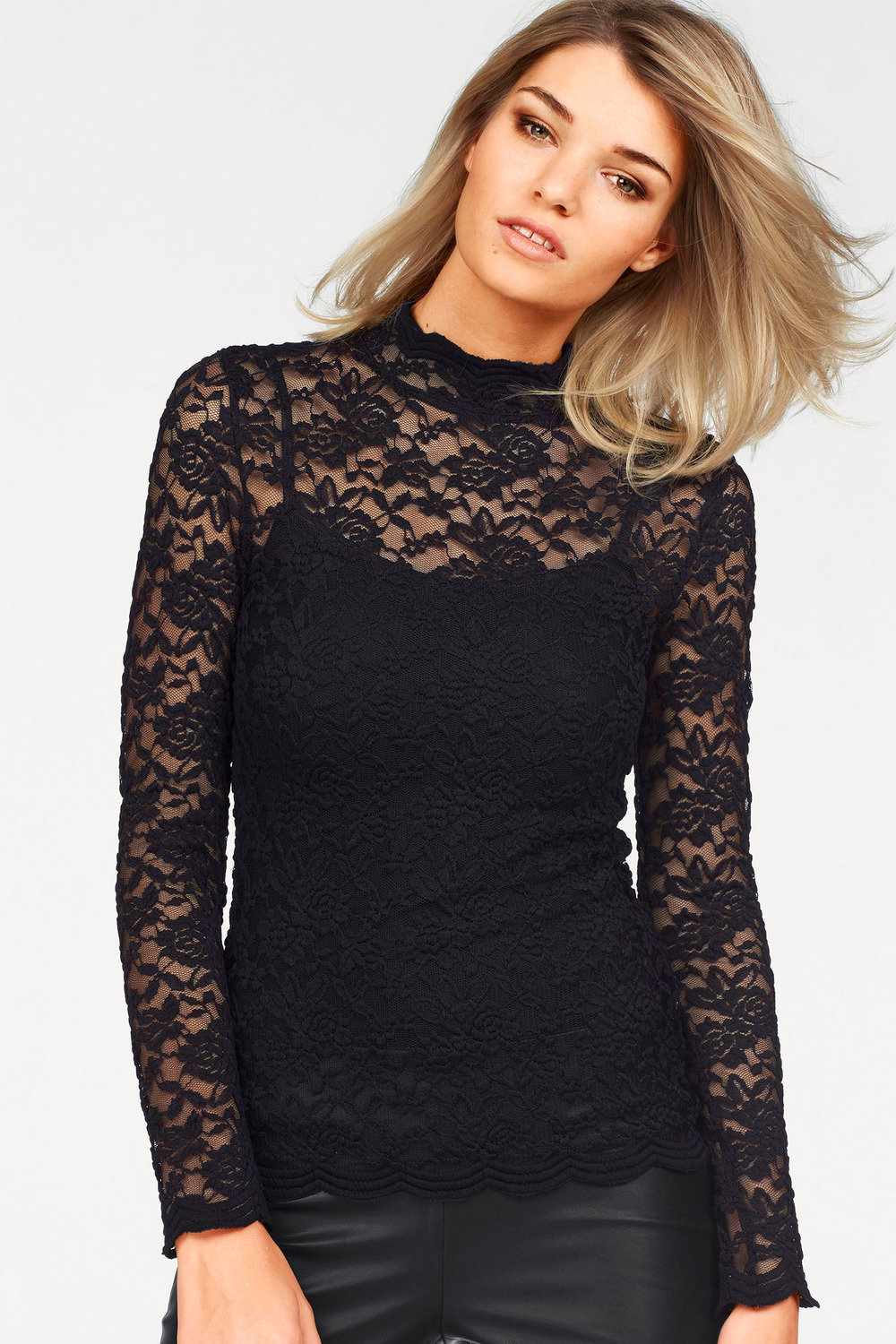 aab034a3c60631 Urban Lace Top Online | Shop EziBuy