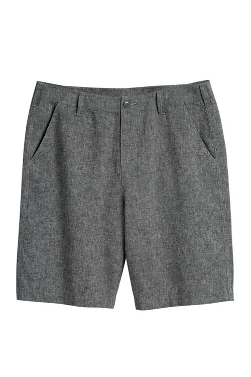 Southcape Linen Blend Short